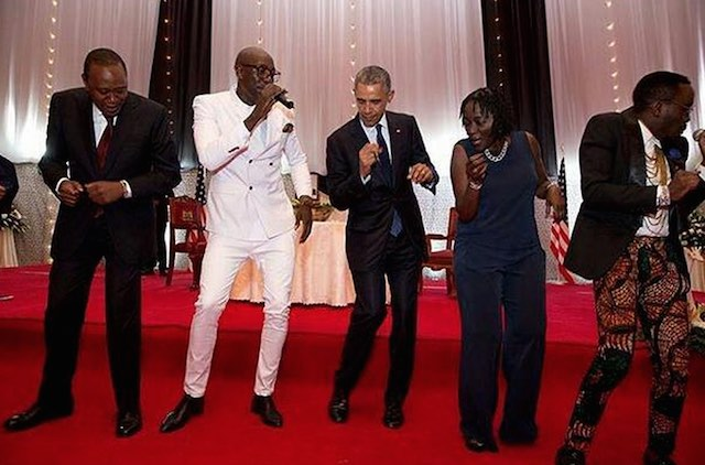 Sweetest Moments From the Obama Years In Photos (2009-2017) Obama-dancing-Kenya-2-Twitter-Sauti-Sol