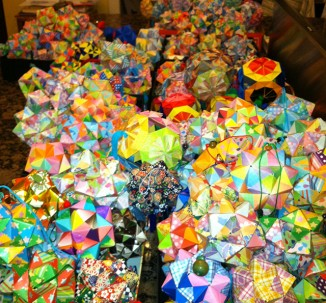 Paper for Water many ornaments Deborah Watters Adams submitted