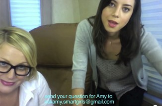 Smart Girls surprise guest Amy Poehler's Smart Girls video