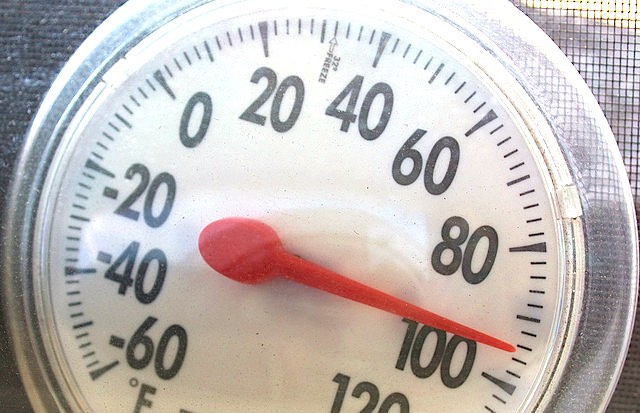 Thermometer heat wave CC Mr.TinDC