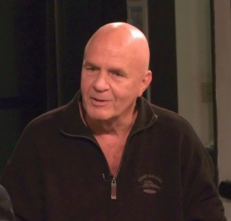 Wayne Dyer CC Officer Phil