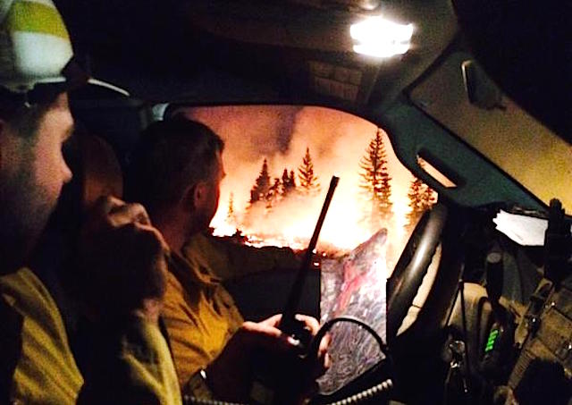 Wildfires Twitter Washington DNR