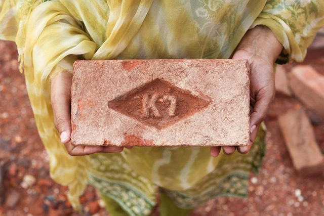 bonded labor brick Facebook Humans of New York