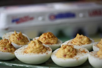 deviled eggs CC Meal Makeover Moms