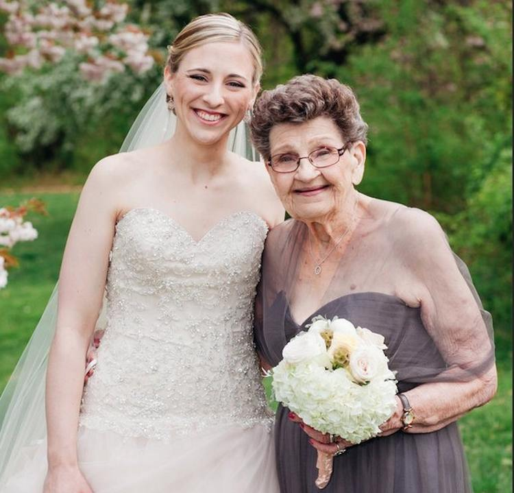 grandma bridesmaid released sweetwater photography