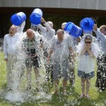 ice bucket challenge CC Knox County Government
