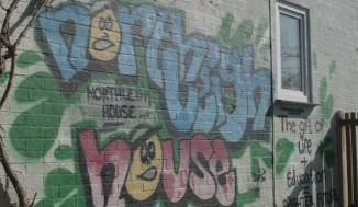 northleigh house school graffiti youtub