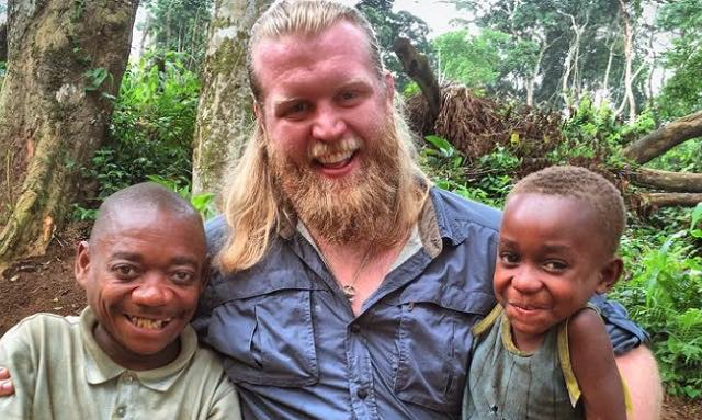 pygmies with Justin Wren Facebook Fight for the Forgotten