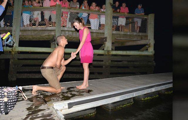 wedding-proposal goes awry-Kayla Harrity-released