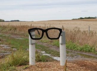 Buddy Holly Glasses at crash site -Dsapery CC