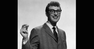 Buddy Holly publicity photo 1958
