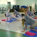 Prison Yoga Women Laotong Yoga released