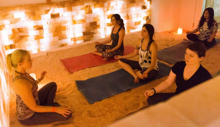 Salt Yoga Class Breathe Easy submitted