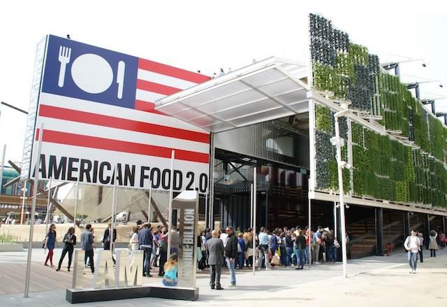 USA Pavilion by Michael Wahl, CC