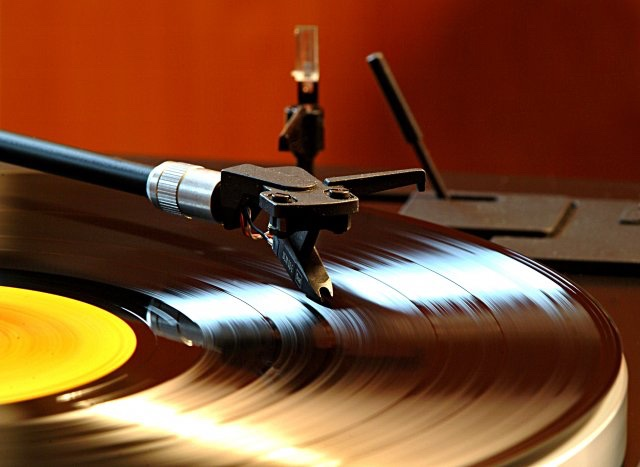 Vinyl Record CC Knipsermann