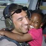 airman and katrina girl 2 air force