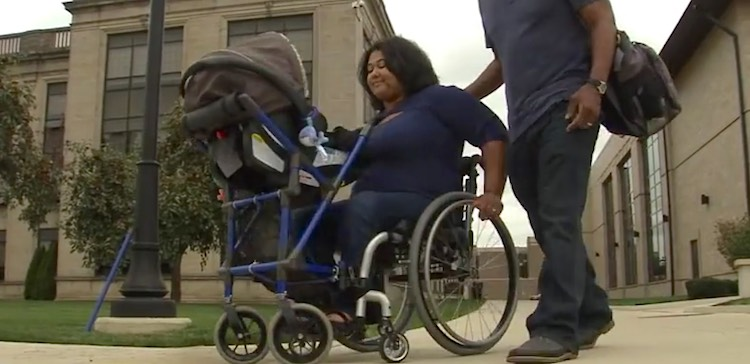 High Schooler Invents Solution For Paraplegic Mom Wanting