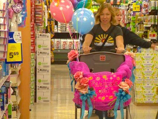 Beatrices cart Colorado screenshot KUSA