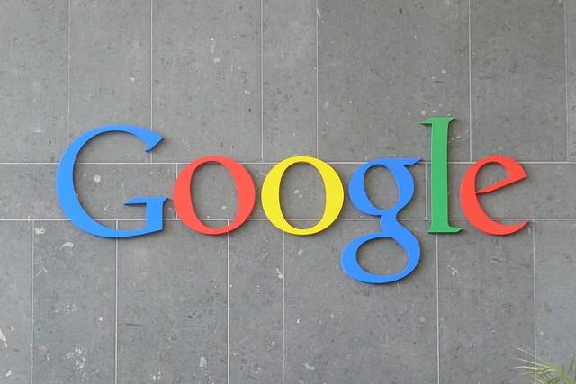Google logo CC Carlos Luna