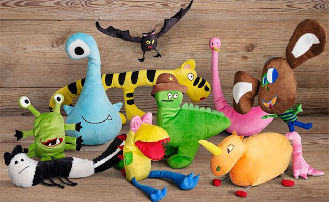 IKEA soft toys 2015 released IKEA