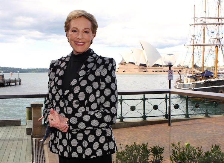 Julie_Andrews_Australia CC Eva Rinaldi