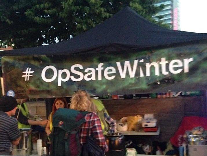 Operation Safe Winter-homeless-ManchesterAngels-FB