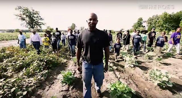 Pastor Turns Food Desert into Garden of Eden for the Poor