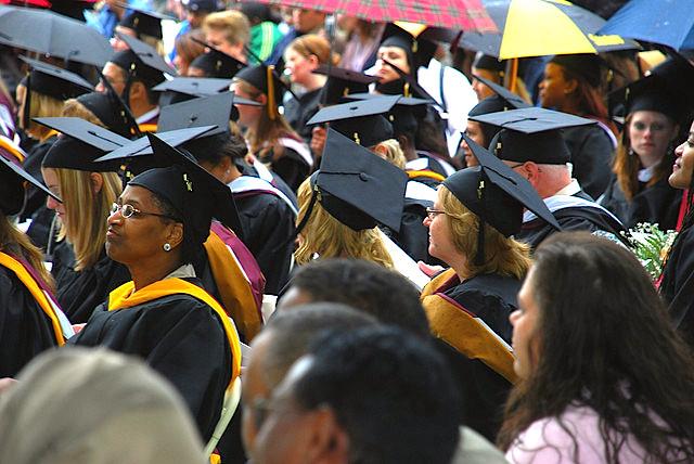 Rosemont College graduation CC RaubDaub