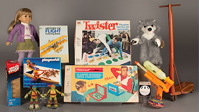 Toy Hall of Fame Inductees