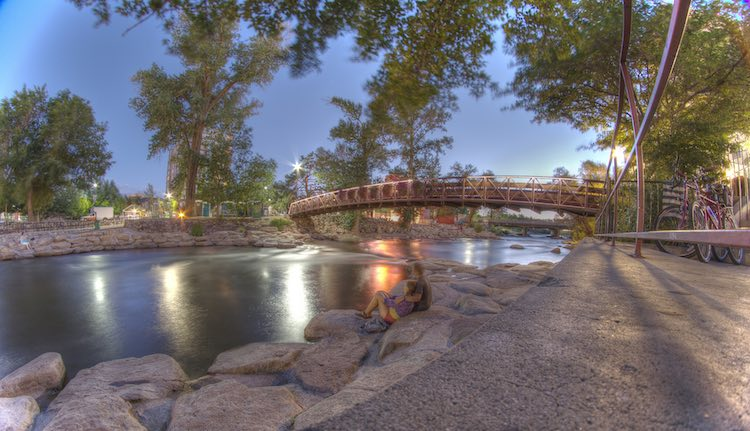 Trukee River Reno NV CC Darron Birgenheier