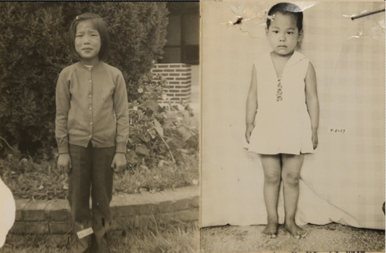orphanage pictures-korean sisters reunited