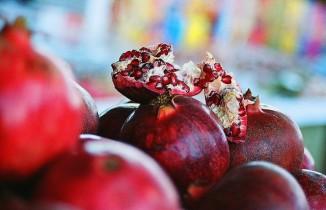 pomegranate CC chany crystal