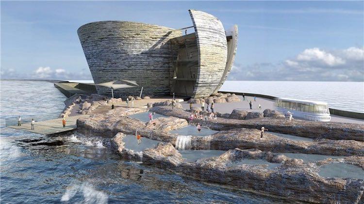 tidal powerplant release Tidal Lagoon Swansea Bay Plc