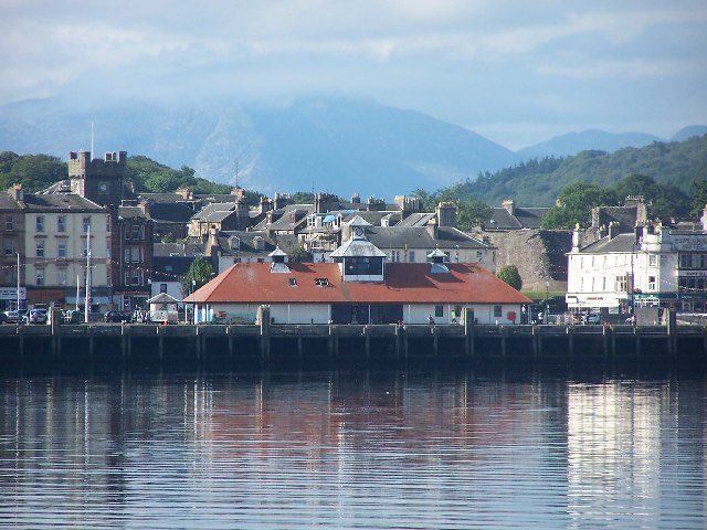 Bute Scotland Rothesay_Pier_-_geograph CC william craig