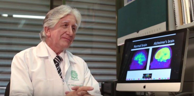 Dr Francisco Lopera-colombia-brain-alzheimers-study-Youtube