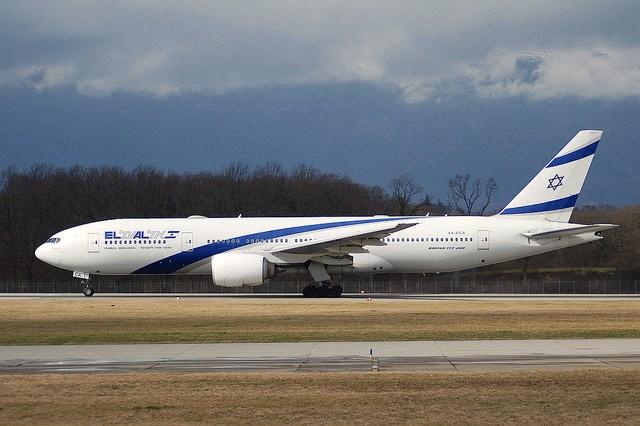 El Al Boeing 777 CC Aero Icarus