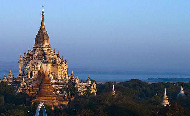 Gawdawpalin_Temple_Bagan_Myanmar_CC Jialiang Gao