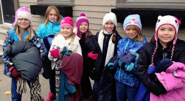 Kids give Winter Clothes Facebook Tara Smith-Atkins