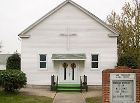 New Jerusalem Aump Church new jersey