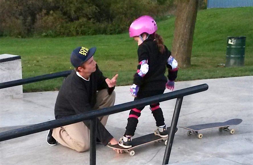Skatepark kids Twitter Cambridge Times by Jeanean Thomas