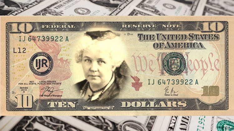 Stanton on 10 Dollar Bill screenshot IJR Generator CC pictures of money