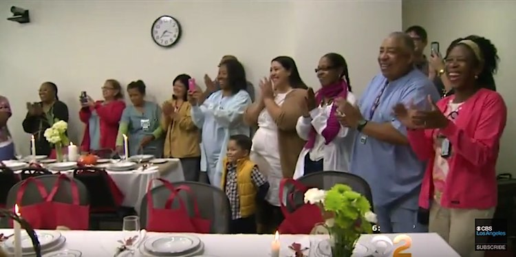 Thanksgiving heroes-nurses-KCBS-youtube