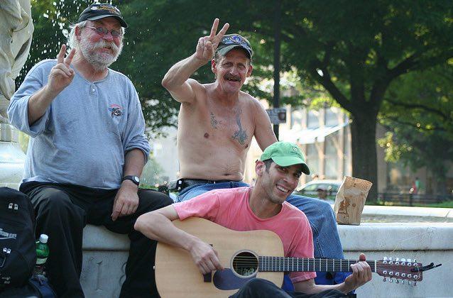 homeless vets- dupont circle-CC-Elvert Xavier Barnes Photography