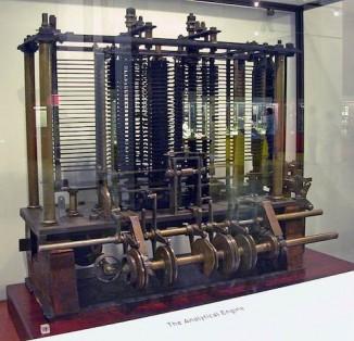 AnalyticalMachine_Babbage_London-CC-Bruno Barral
