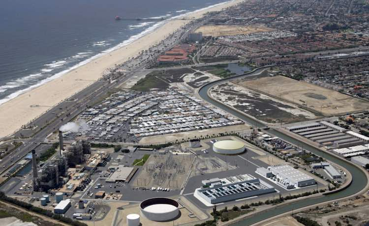 Carlsbad Desalination Plant CC City of Huntington Beach