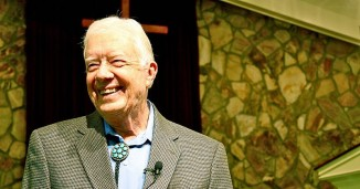 Jimmy carter in church cc-Esther Hyejin Chung