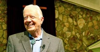 Jimmy carter in church cc-Esther Hyejin Chung