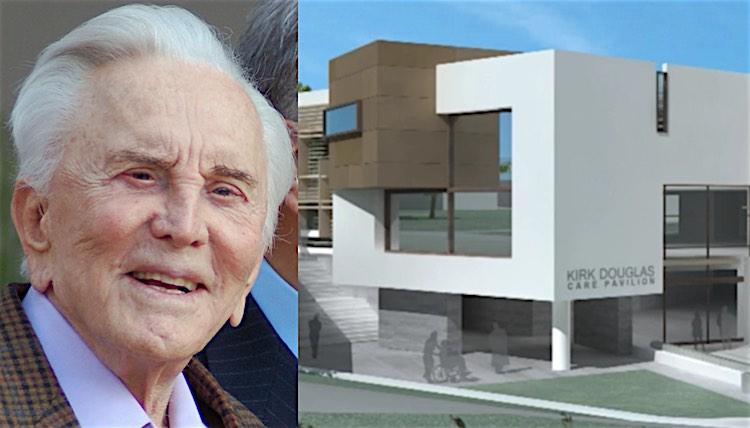 Kirk Douglas Gives $15 Million on 99th Birthday to Build Alzheimer's ...