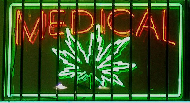 Medical-marijuana-sign CC Laurie Avocado