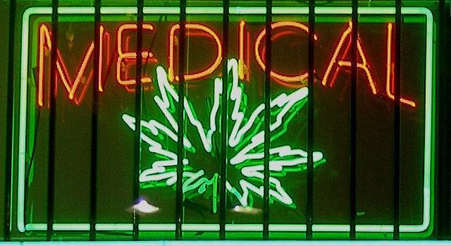 Medical-marijuana-sign CC Laurie Avocado